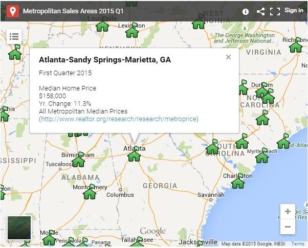 Atlanta quarterly RE research 2015